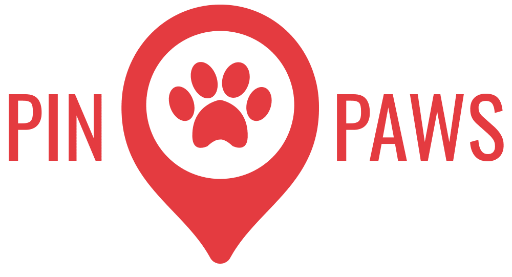 Pin Paws Logo Large